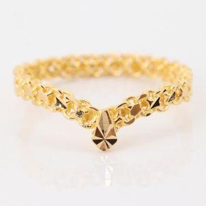 Jewelry - 21K Yellow Gold Ring